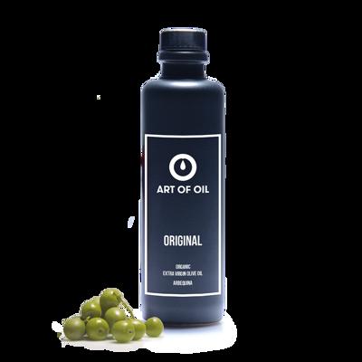 BIO - Natives Olivenöl Extra - ORIGINAL 200ml Produktfoto
