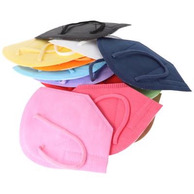 12er Pack FFP2 Masken Bunt für Frauen 5-Lagig, zertifiziert nach DIN EN149:2001+A1:2009, partikelfiltrierende... Produktfoto 5 image
