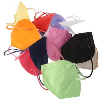 12er Pack FFP2 Masken Bunt für Frauen 5-Lagig, zertifiziert nach DIN EN149:2001+A1:2009, partikelfiltrierende... Produktfoto 3 image