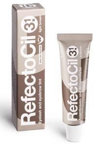 RefectoCil Augenbrauenfarbe-Wimpernfarbe 3.1 lichtbraun 15ml Produktfoto