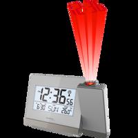 WT 538 moderner, eleganter Funk Projektionswecker mit Netzteil Produktfoto