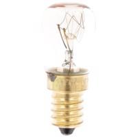 Backofenlampe E14 mit 25 Watt temperaturfest bis 300°C Produktfoto