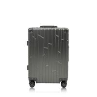 "GUNDEL Aluminiumkoffer ""Cabin-Trolley"" Space Grau Produktfoto"