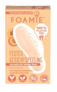 Foamie Feste Gesichts-Peeling More Than A Peeling 60g Produktfoto