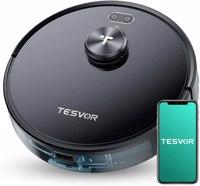 Tesvor S4: Leistungsfähiger Saugroboter mit intelligenter App-Steuerung Produktfoto