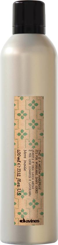 Davines Medium Hold Hairspray 400ml Produktfoto