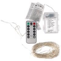 Micro LED-Lichterkette 200 flg. bunt 49529 Produktfoto
