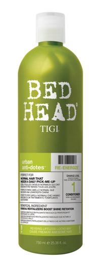 Tigi Bed Head Urban Anti Dotes Re-Energize Conditioner 750ml Produktfoto