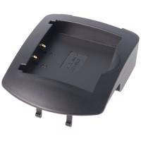 Ladeschale nur passend für Panasonic CGA-S303, VW-VBE10, nur verwendbar mit AC2012-1 Produktfoto