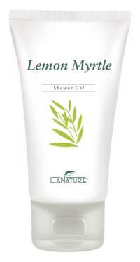 LaNature Lemon Myrtle Duschgel 200ml Produktfoto