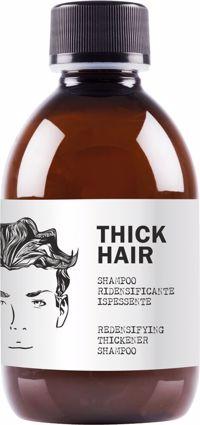 Dear Beard Thick Hair Shampoo 250ml Produktfoto