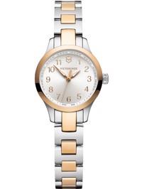 Wenger Uhr - Alliance XS 28, silver dial, bracelet Produktfoto