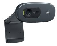 C270 HD WEBCAM HD 720p-Videoanrufe Produktfoto