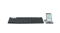 K375s Multi-Device Wireless Keyboard Produktfoto
