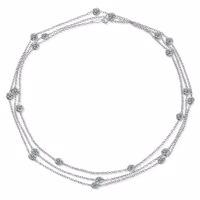ÉTINCELLE Halskette lang Produktfoto