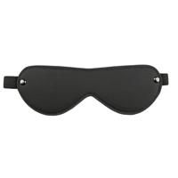 Augenmaske aus Leder Produktfoto
