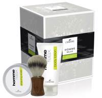 LaNature Homme Relax Geschenkbox Shaving Duo Produktfoto