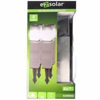 8er Set LED Solar-Wegeleuchte mit bis zu 5 Lumen, rostfreier Edelstahl, mit Standard NiMH Akku, bauähnlich GL004NP4DU Produktfoto