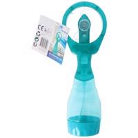 Handventilator mit Wasserzerstäuber, Wassersprühventilator, Ventilator mit Sprühflasche, farblich sortiert Produktfoto