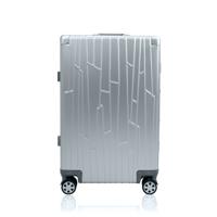 """GUNDEL Aluminiumkoffer """"Check-in"""" Silber Produktfoto"""