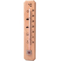 WA 2020 - Thermometer, Innen- oder Außenthermometer mit Temperaturanzeige Produktfoto