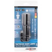 Ansmann M350F LED-Taschenlampe schwarz Produktfoto