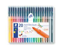 triplus color Fasermaler 20er Box Produktfoto