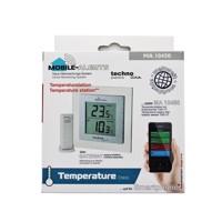 Temperaturstation mit Innen- und Außenfühler, das Haus-Überwachungs-System für Ihre Temperaturen Produktfoto