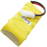 Racing-Pack 6,0 Volt mit Tamiya Stecker NiMH-Akku 2000mAh Produktfoto