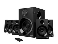 Logitech Z607 5.1 Surround-Lautsprechersystem Produktfoto