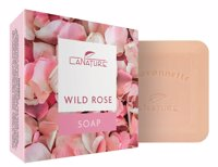 LaNature Seife La Savonette Wild Rose 100g Produktfoto