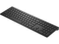 HP Pavilion 600 (4CE96AA) kabelgebundene Tastatur (QWERTZ, USB-Kabel) schwarz Produktfoto