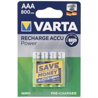 VARTA Ready2use Akku Micro/AAA 56703 4er Pack Produktfoto
