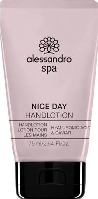 alessandro Hand Spa Nice Day Handlotion 75ml Produktfoto