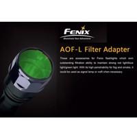 Universal Fenix Grün Filter AOF-L für Fenix E40, E50, LD41, TK22, PD40, RC20, FD41 Produktfoto
