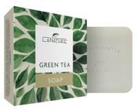 LaNature Seife La Savonette Green Tea 100g Produktfoto
