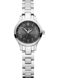 Wenger Uhr - Alliance XS 28, black dial, bracelet Produktfoto