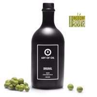 BIO - Natives Olivenöl Extra - ORIGINAL 500ml Produktfoto