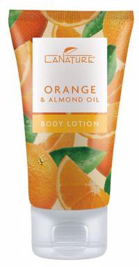 LaNature Orange Bodylotion 50ml Produktfoto