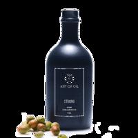 BIO - Natives Olivenöl Extra - STRONG 500ml Produktfoto