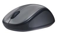 M235 Wireless Mouse Kompakt mit komfortablen seitlichen Griffflächen aus Gummi Produktfoto