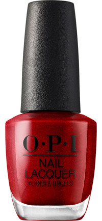 OPI Nail Lacquer NLR53 An Affair in Red Square 15ml Produktfoto