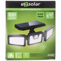 LED-Solar Arbeitslicht LED Solar Sensor Wandlicht 650 Lumen Produktfoto