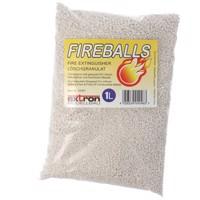 Fireballs Feuerlöschgranulat für Li-ion Lithium Akkus, Brandschutz, Löschmittel 1 Liter Produktfoto
