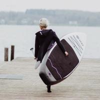 NALANI - EXOTREK - SUP-Board 305 cm 10' Fuß mit Paddel, Pumpe und Rucksack Produktfoto 5 thumbnail
