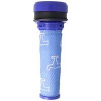 Staubsaugerfilter für Staubsauger wie Dyson 923413-01, 92341301 , Vormotor-Filter, Gummi / Kunststoff / Mikrovlies Produktfoto