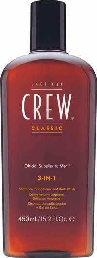 American Crew 3-in-1 450ml Produktfoto