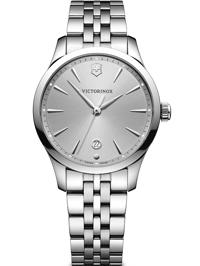Wenger Uhr - Alliance Small, silver dial, bracelet Produktfoto