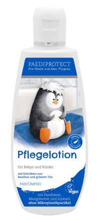 PAEDIPROTECT Pflegelotion 250ml Produktfoto