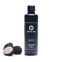BIO - Aromatisiertes Natives Olivenöl Extra - TRUFFLE 200ml Produktfoto